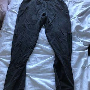 lululemon athletica Pants - men's lululemon joggers dark grey